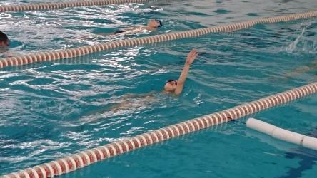 Rekreativno plivanje poboljsava zdravstveni status opštu kondiciju i zdravlje.