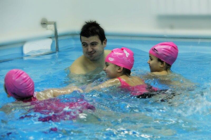 Škola plivanja Stari grad Dorćol SC Milan Gale Muškatirović 25.maj