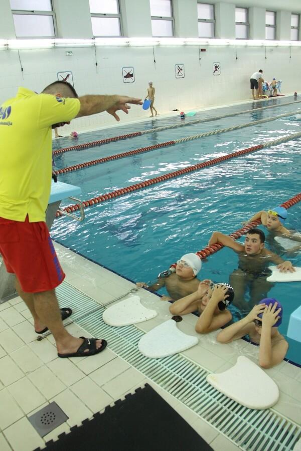 Škola plivanja 25 maj